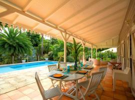 Villa avec piscine (MQFR35), Le François