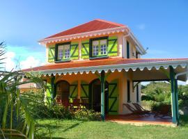 Villa avec piscine partagée (MQSA26), Sainte-Anne
