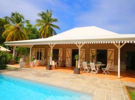 Villa avec piscine au Cap Est (MQFR35), Le François