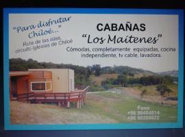Cabañas Los Maitenes, Castro