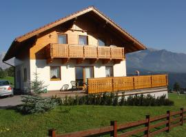 Haus Lossie, Schladming