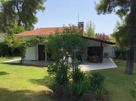 Sani Luxury Villa, Nea Moudania