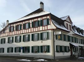 Gasthaus zum Löwen, Neftenbach