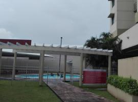 Vía españa, Панама