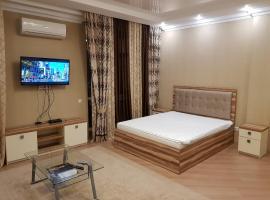 Cozy 1 bedroom apartment in new building, Kijów