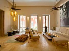 Stunning 5 bedroom apartment in the old city, Cartagena de Indias