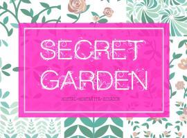 Secret Garden, Montañita