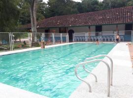 Hostal Hacienda Villarreal, San Gil