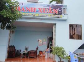 Khách sạn mini Thanh Xuân, Con Dao