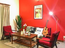 hiii-Homtel Rose Residence Apartment - Siem Reap, Siem Reap
