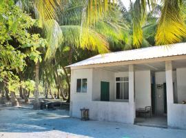 Camping Island Maldives, Gaafu Alifu Atoll