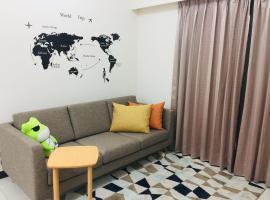 洲際棒球場旁 崇德路全新兩房 2BR/1BR, Taichung