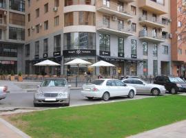 Dahrav guests hause, Yerevan