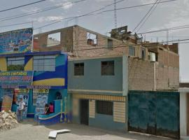 Casa hospedaje Mazo, Huamán