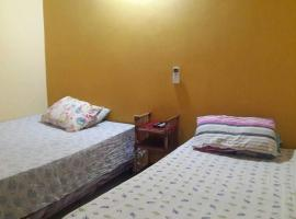 Emanuel hospedaje, Asuncion