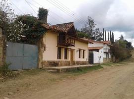 casa mandala Samaipata, Samaipata