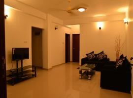Grand Jaya Residence One Bedroom Apartment, Ratmalana