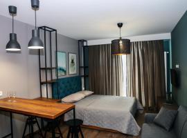 Studio Apartment near Gondola, Gudauri