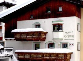 Haus Arnold Schranz, Sankt Anton am Arlberg