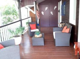 Holiday home Domaine de Petite-Anse, Bouillante