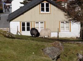Havehuset i Thorshavn centrum, Tórshavn