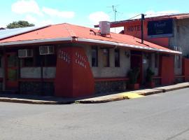HOTEL CAÑAS SA, Cañas