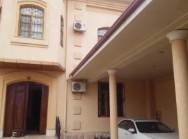Villa on Rakatboshi, Tashkent