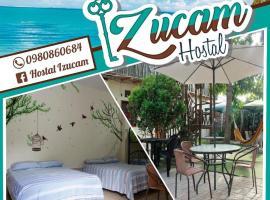 Hostal Izucam, Puerto López