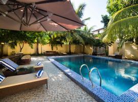 Antonio Garden Hotel, Zanzibar City
