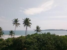 BLUE STAR BEACH HOTEL & SPA, Weligama