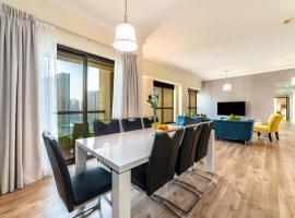 Yanjoon Holiday Homes - JBR Sadaf 1 Apartments, Dubai