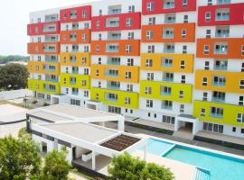 Aurora Apartments, Accra