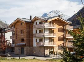 Sonnegg Lodge 1.2, Saas-Fee