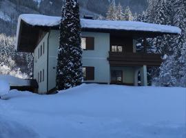 Haus Erika, Wald im Pinzgau