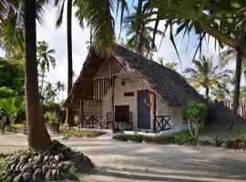 Minazini Swahili House, Michamvi