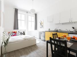 Friendly apartments in Prague, Praga