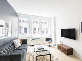 Design Suites at Wall Street by Sonder, Nowy Jork