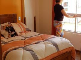 Zanny's Apart, Cuzco