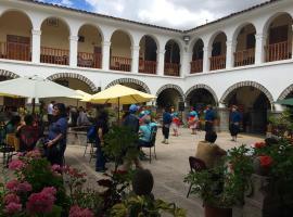 Hotel Santa Rosa, Ayacucho