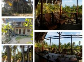 Casa Grande self-catering lodge Barra, Inhambane