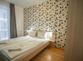 Maple Tree Budget Apartments, Boedapest