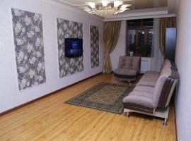 Современная 2-комнатная квартира в новом доме, Bishkek
