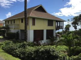 Casa Marchele for 8, West Bay