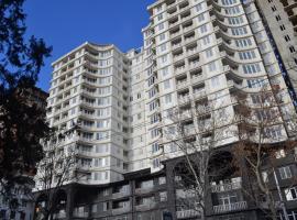 Zhiuli Shartava Street Apartam, 第比利斯
