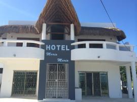 Hotel Maria Maria, Bacalar
