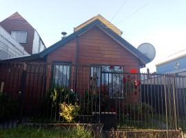 Casa disponible por día en Castro- Chiloé, Castro