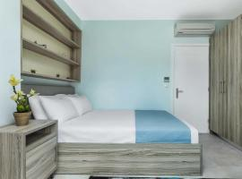 Pefkochori Villa Sleeps 7 Pool Air Con WiFi, Pefkohori