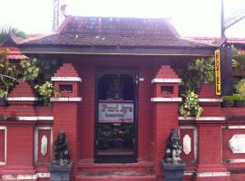 Puri Ayu Homestay, Yogyakarta