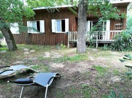 La ptite maison du lac Biscarrosse 6 pers, Biscarrosse