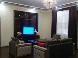 Hotel yumanar, Bukhara